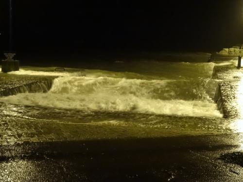 Carteret grande marée 028
